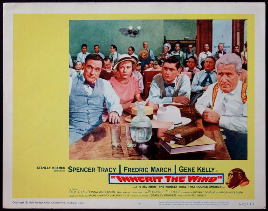 INHERIT THE WIND @ FilmPosters.com