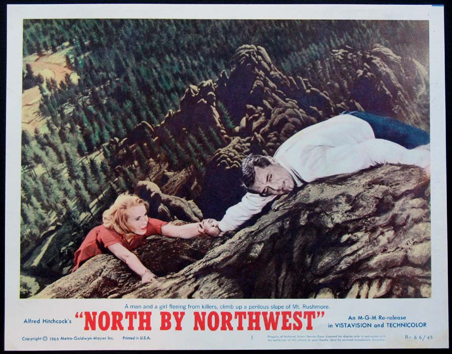 NORTH BY NORTHWEST @ FilmPosters.com