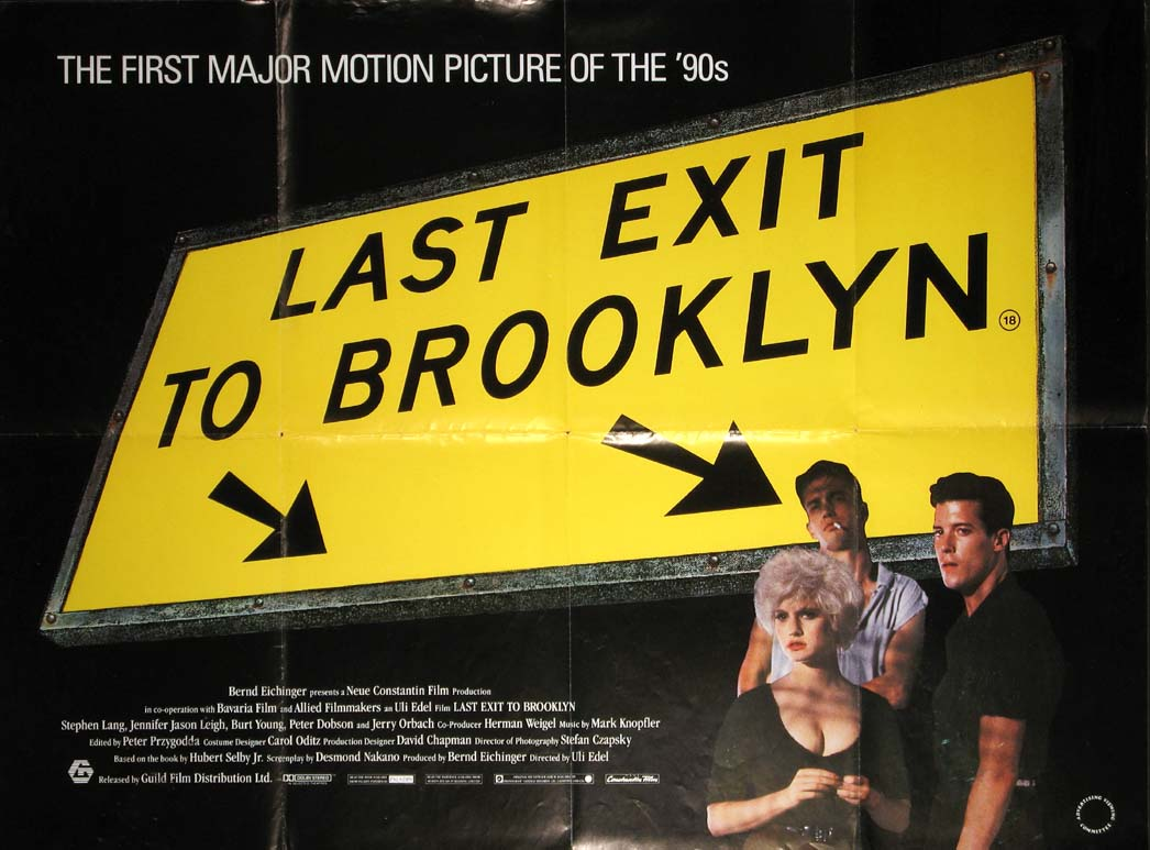 LAST EXIT TO BROOKLYN @ FilmPosters.com