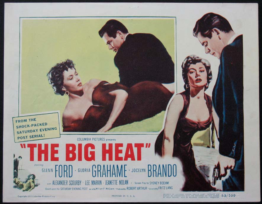 BIG HEAT, THE (The Big Heat) @ FilmPosters.com