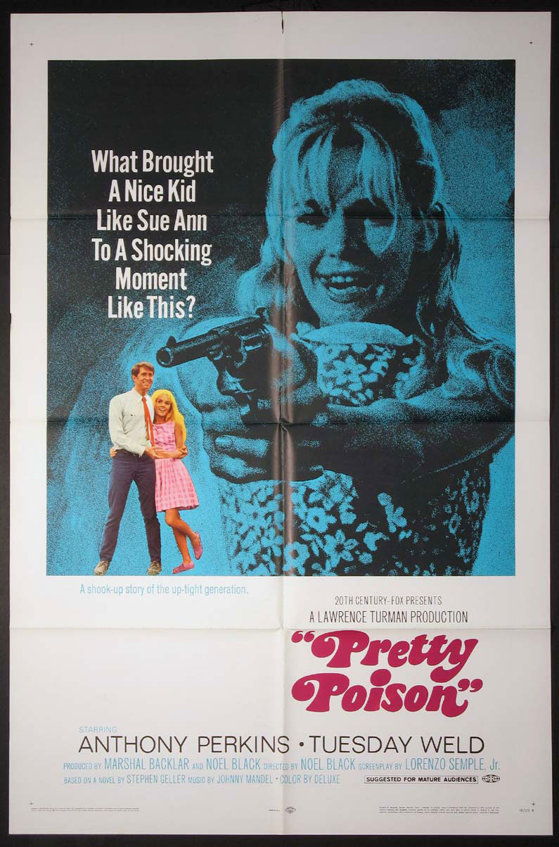 PRETTY POISON @ FilmPosters.com