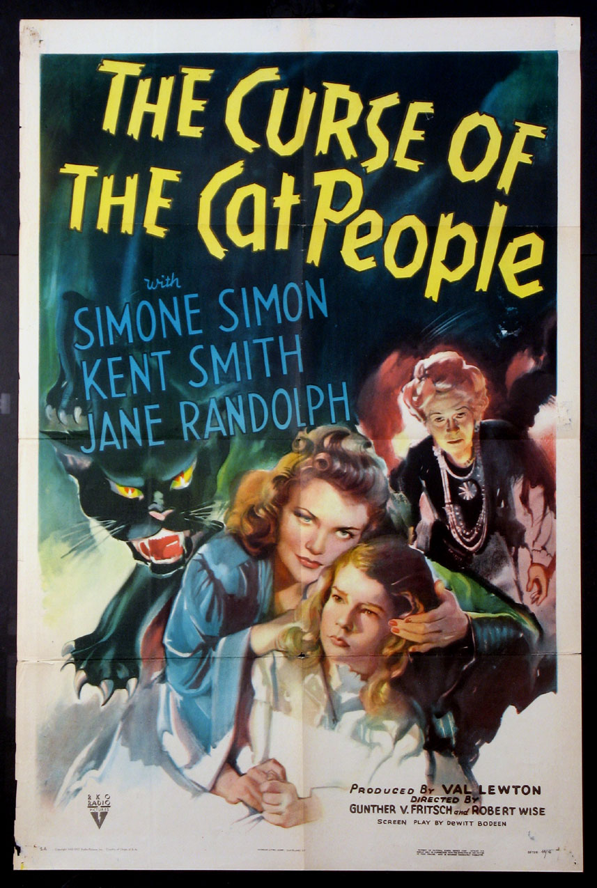 CURSE OF THE CAT PEOPLE @ FilmPosters.com