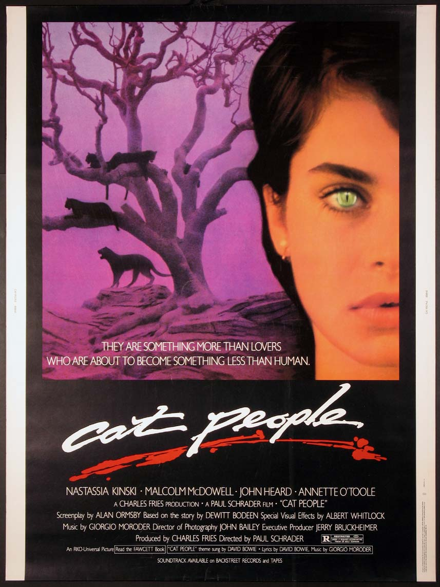 CAT PEOPLE @ FilmPosters.com
