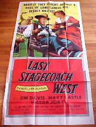 LAST STAGECOACH WEST @ FilmPosters.com