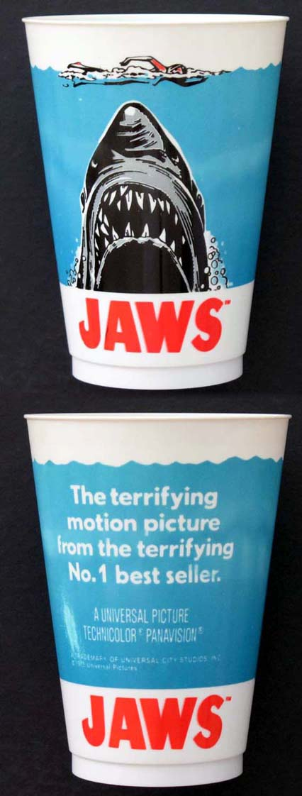 JAWS CONCESSION STAND CUP @ FilmPosters.com