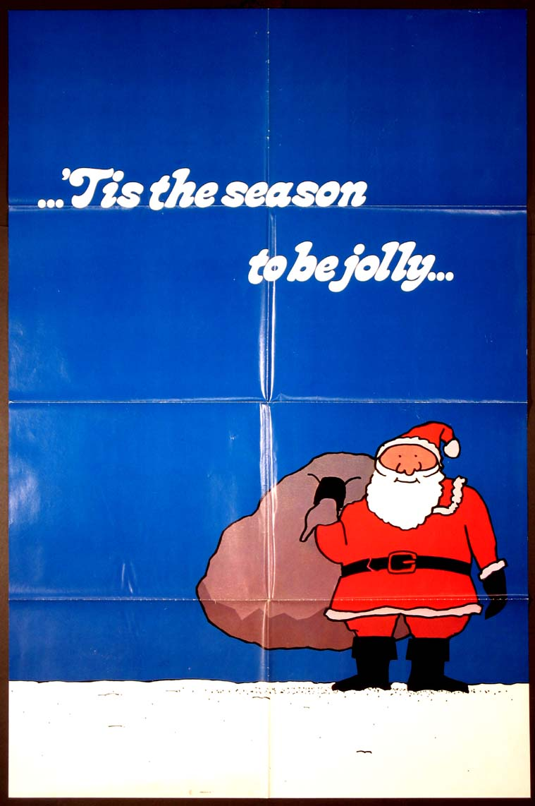 TIS THE SEASON TO BE JOLLY @ FilmPosters.com