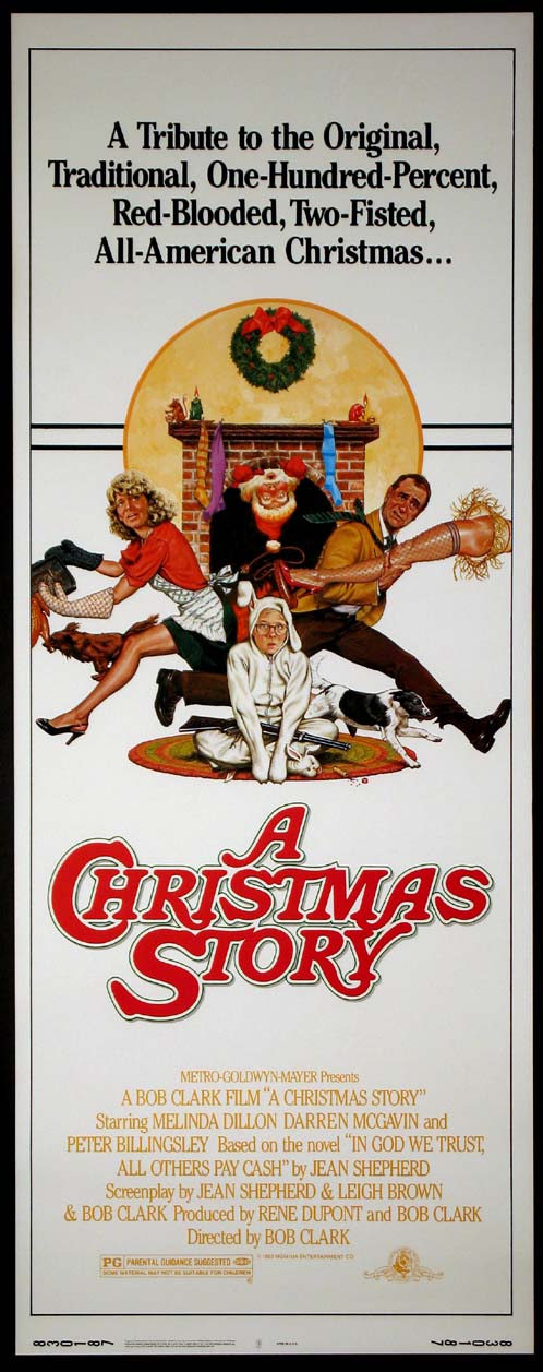 Christmas Story Movie Posters  A Christmas Story Poster