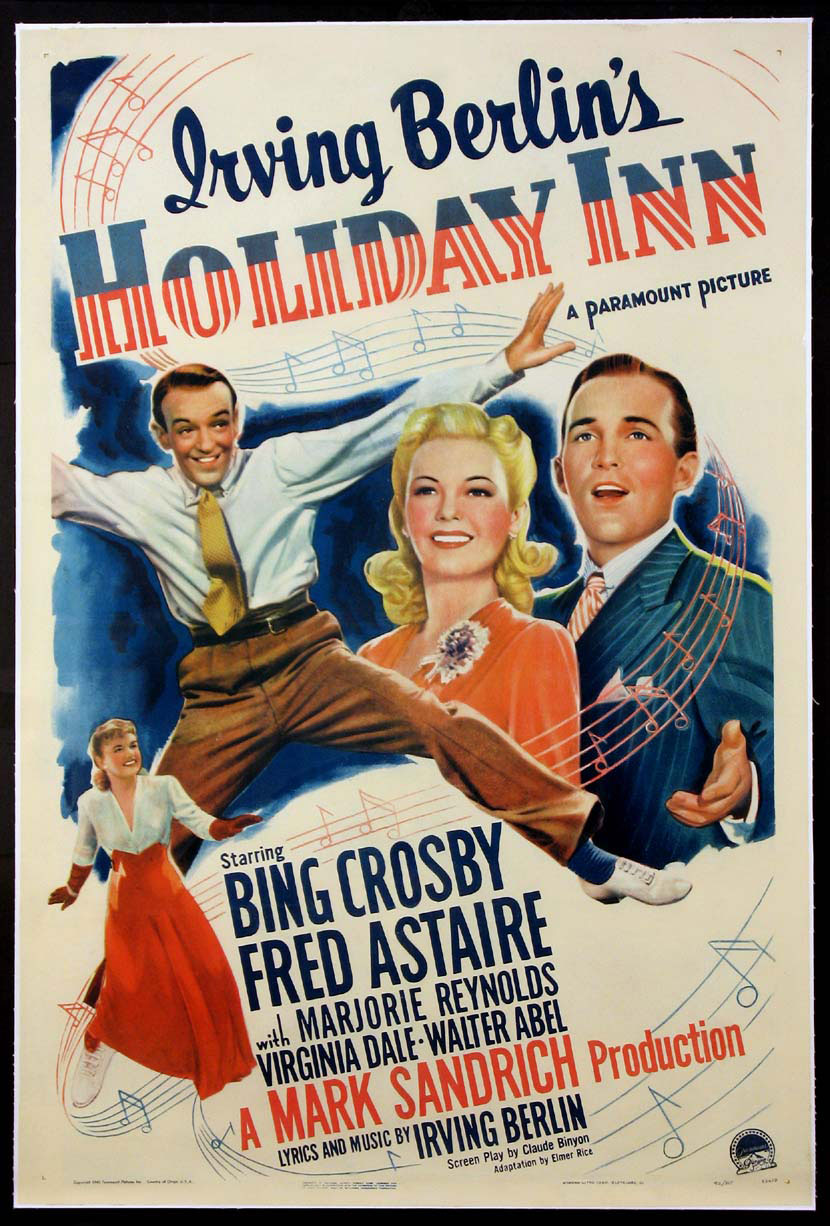 HOLIDAY INN (Irving Berlin's) @ FilmPosters.com