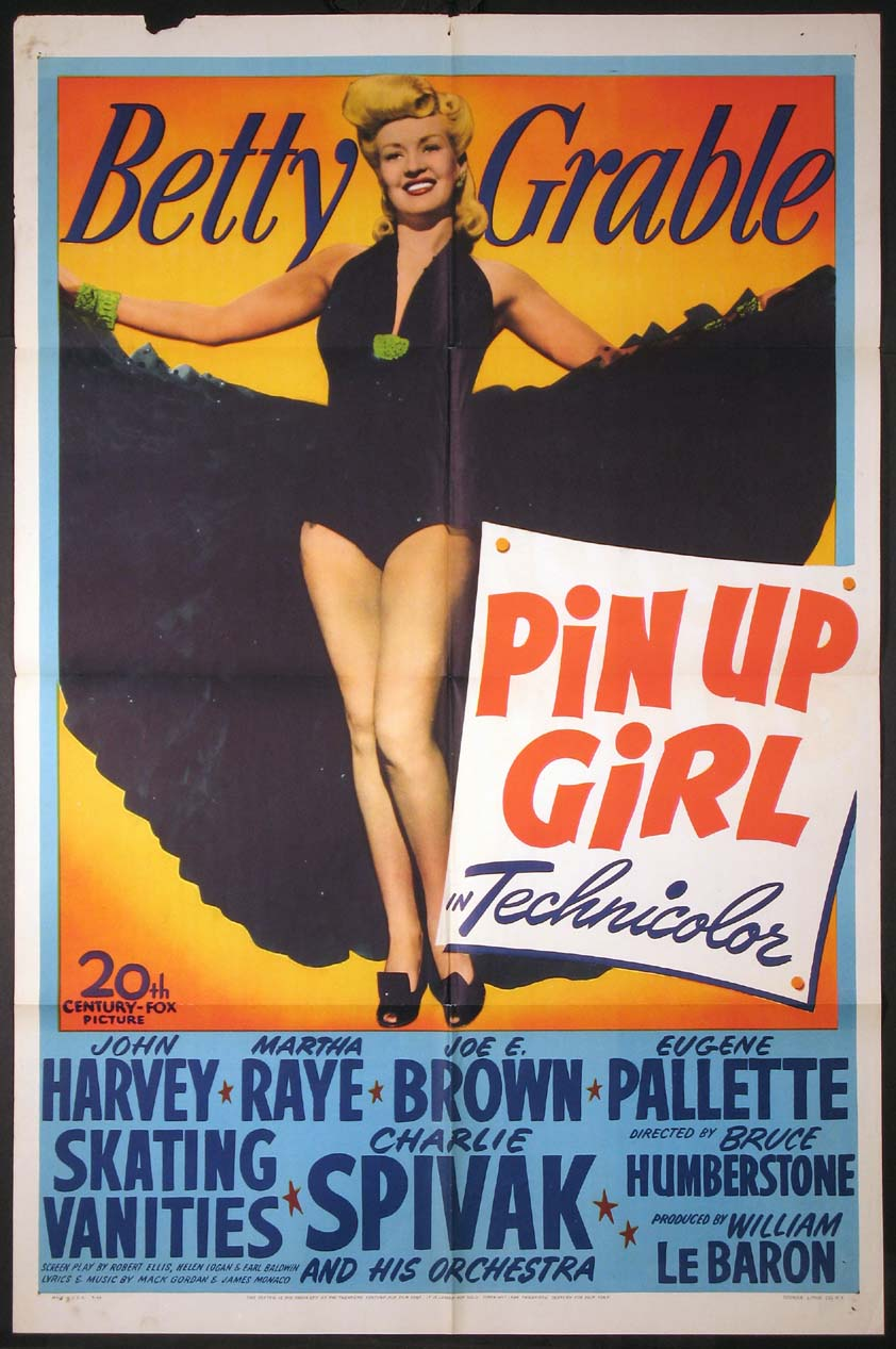 PIN UP GIRL (Pinup Girl) @ FilmPosters.com