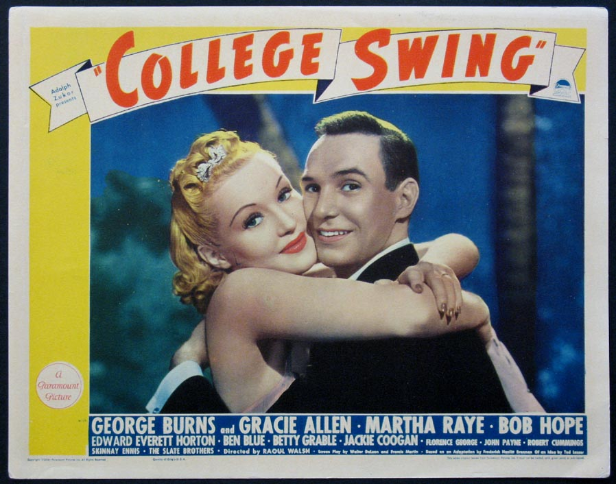 COLLEGE SWING @ FilmPosters.com