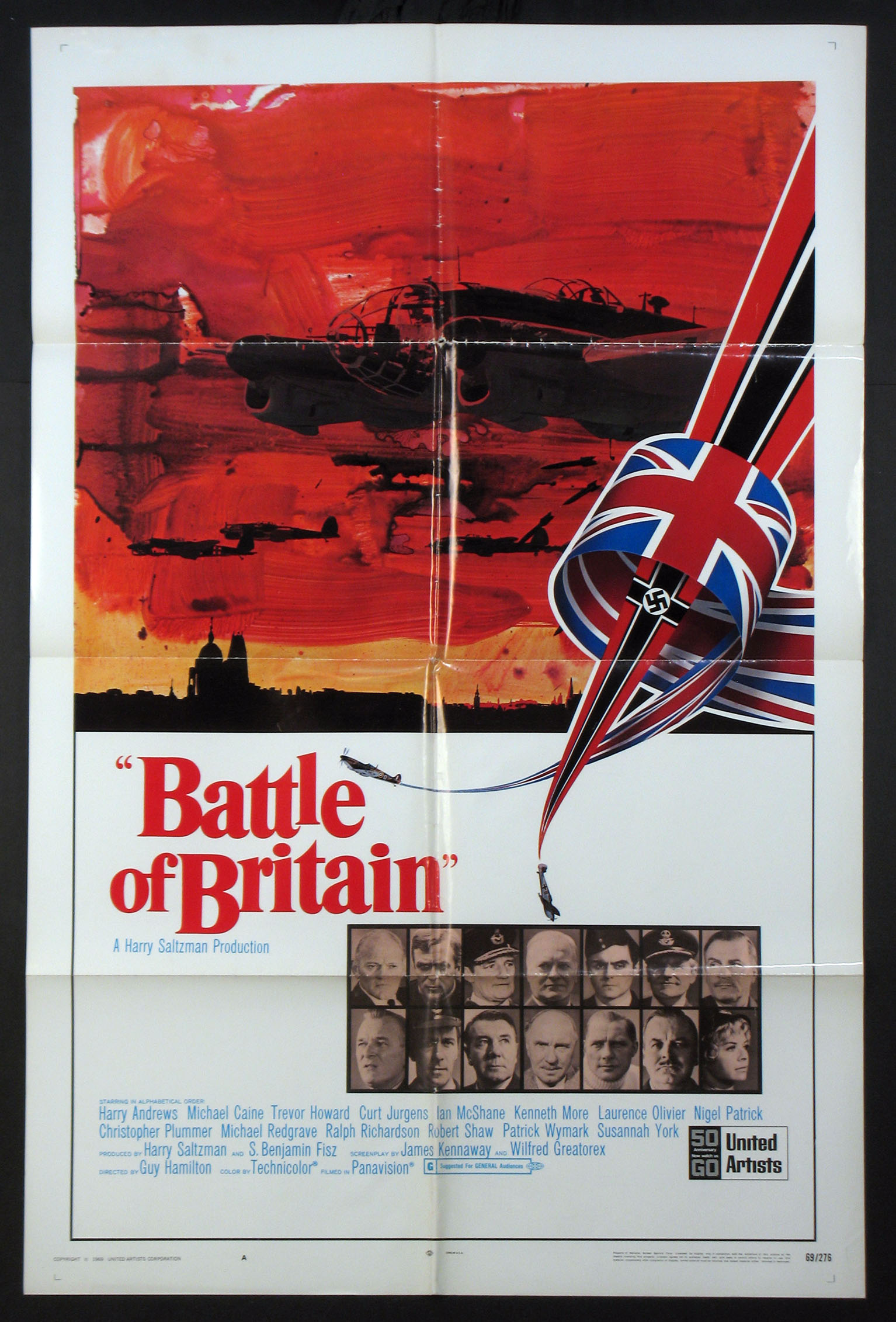 BATTLE OF BRITAIN @ FilmPosters.com