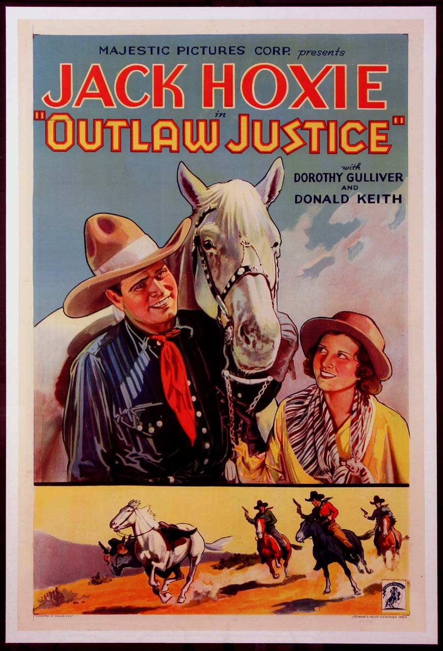 OUTLAW JUSTICE @ FilmPosters.com