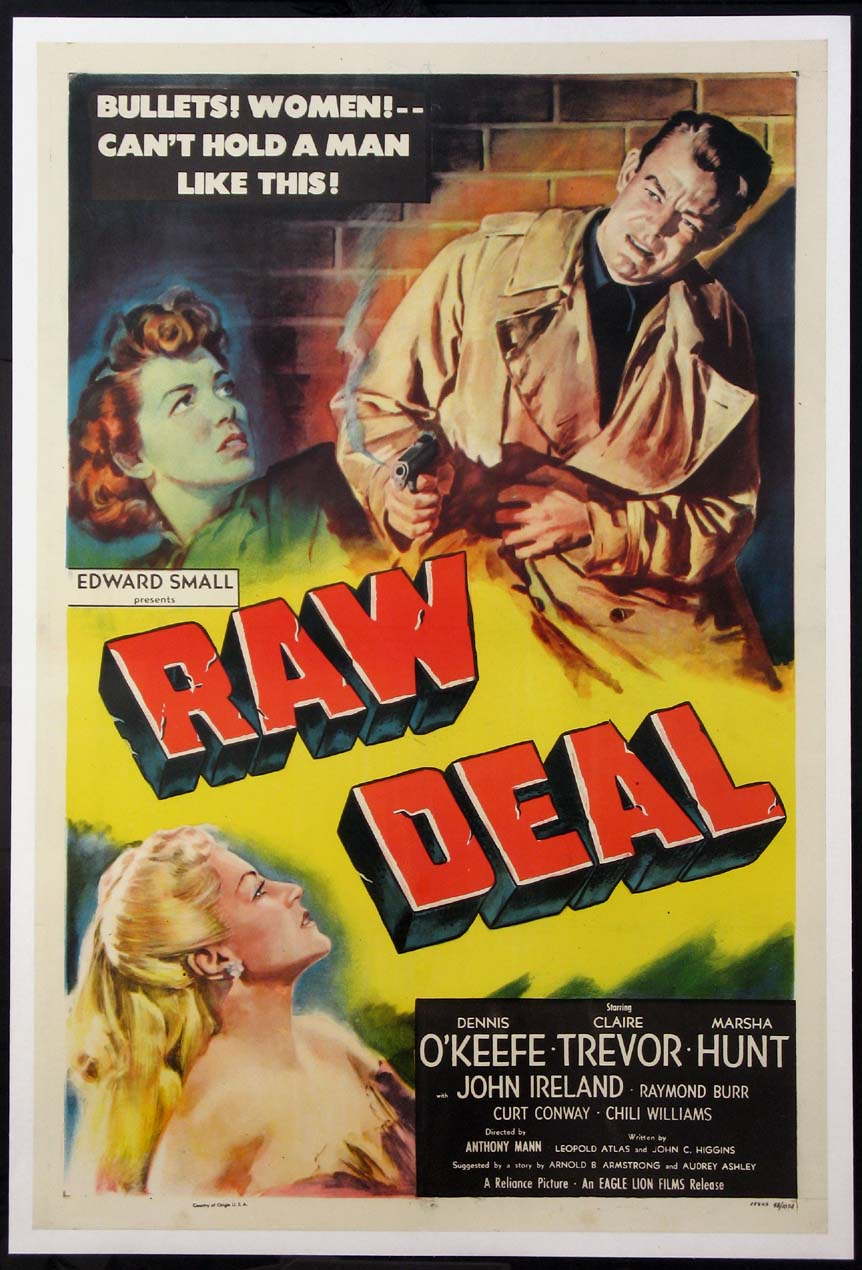RAW DEAL @ FilmPosters.com