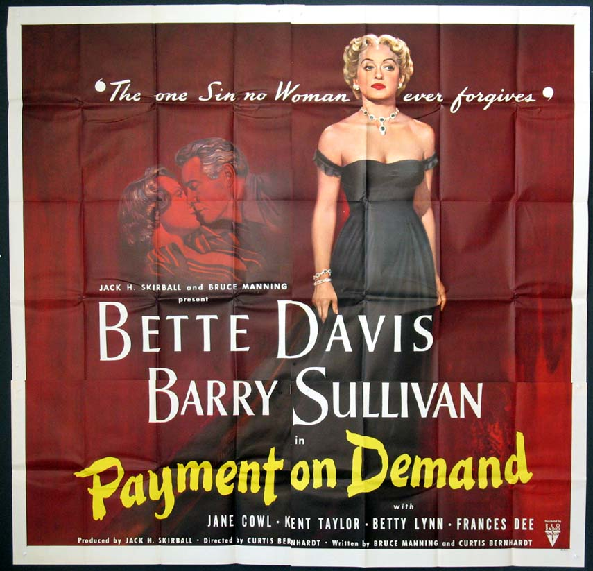 PAYMENT ON DEMAND @ FilmPosters.com