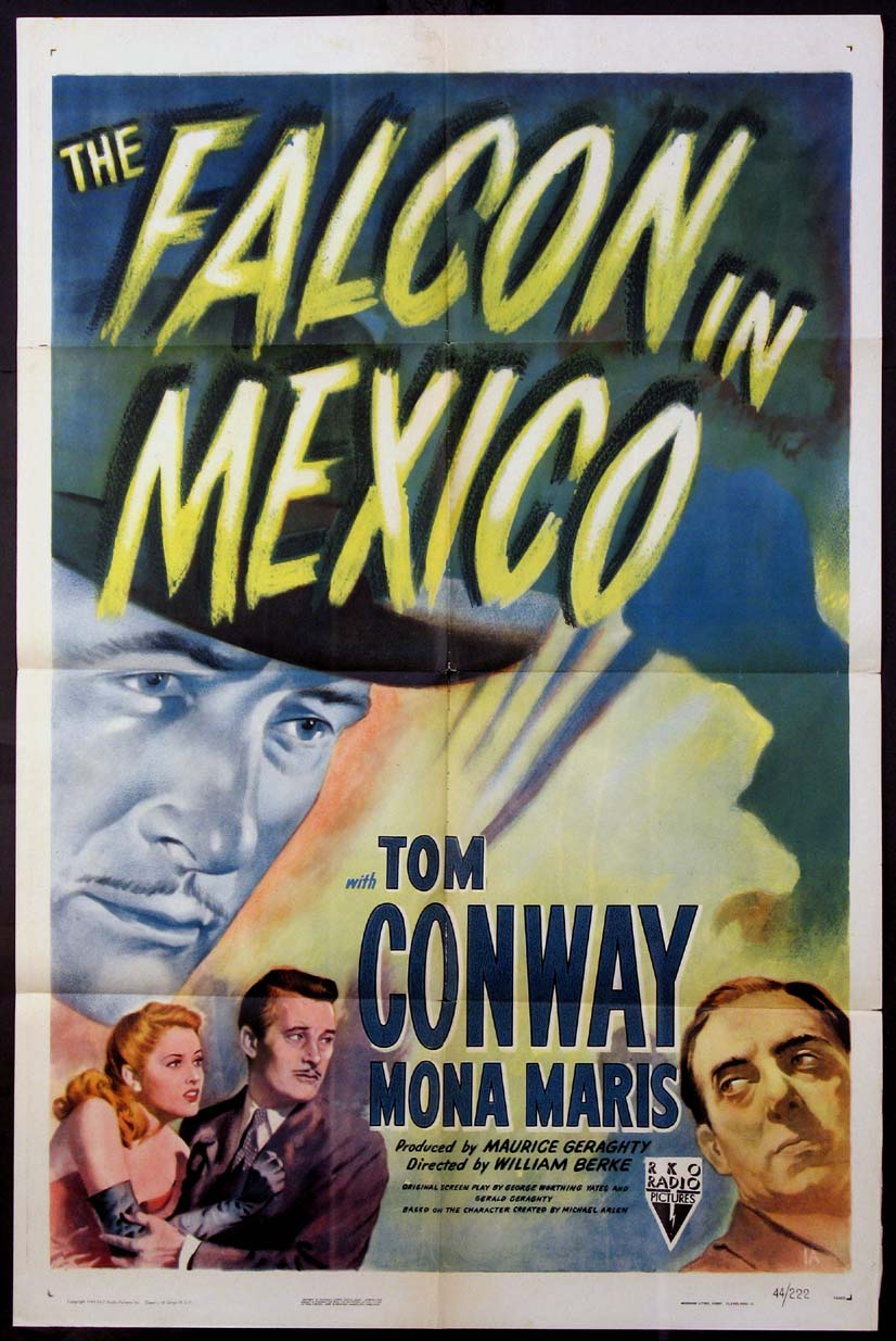 FALCON IN MEXICO, THE @ FilmPosters.com