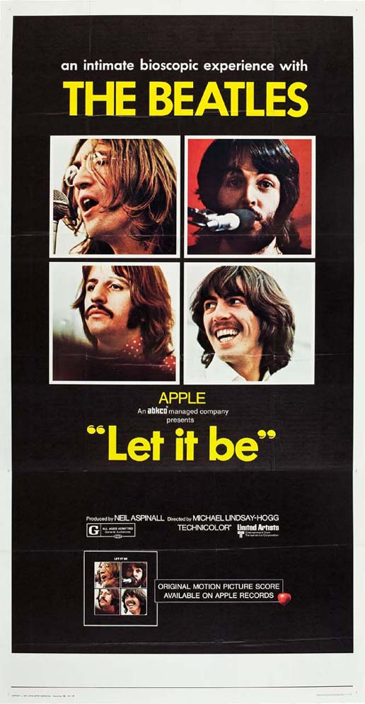 LET IT BE @ FilmPosters.com