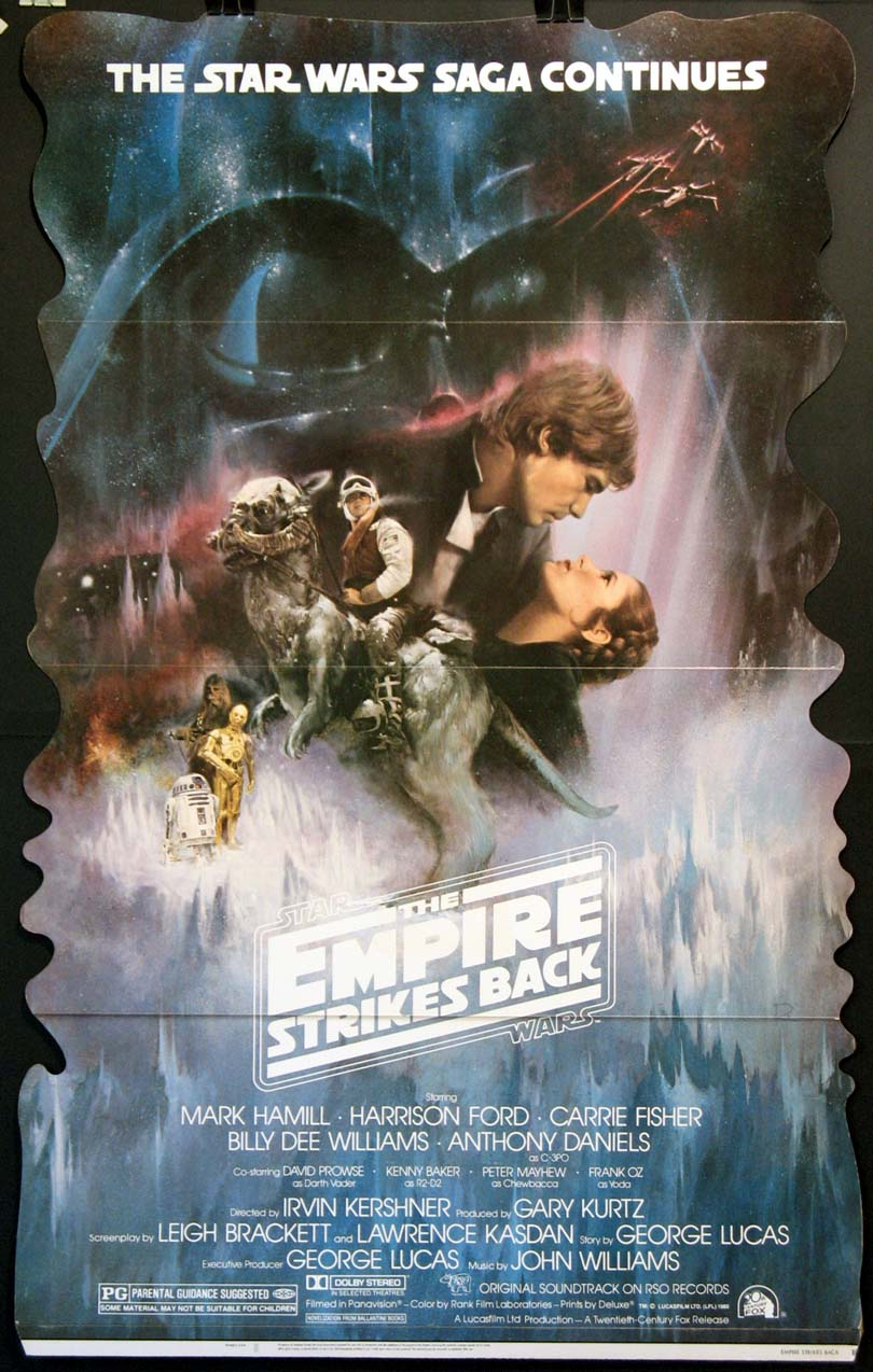 EMPIRE STRIKES BACK, THE (Star Wars) @ FilmPosters.com