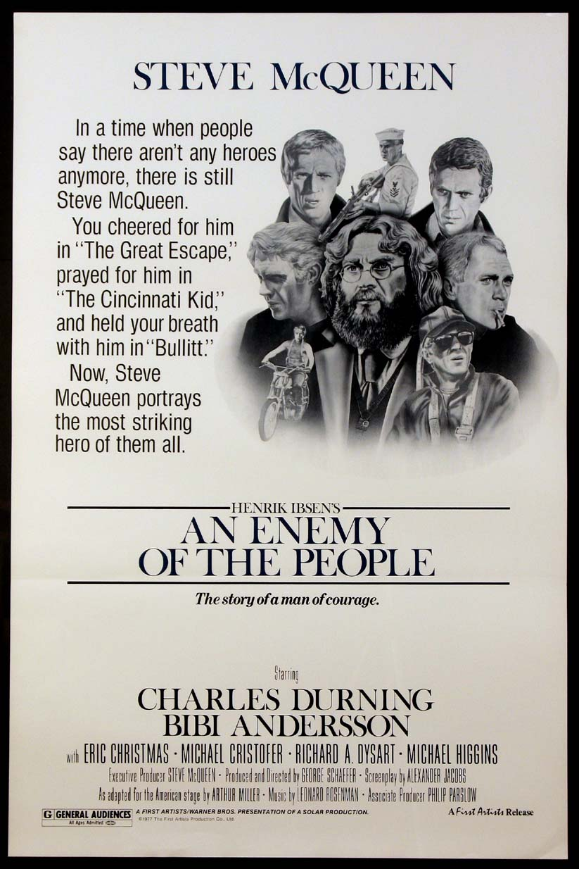 ENEMY OF THE PEOPLE, AN @ FilmPosters.com