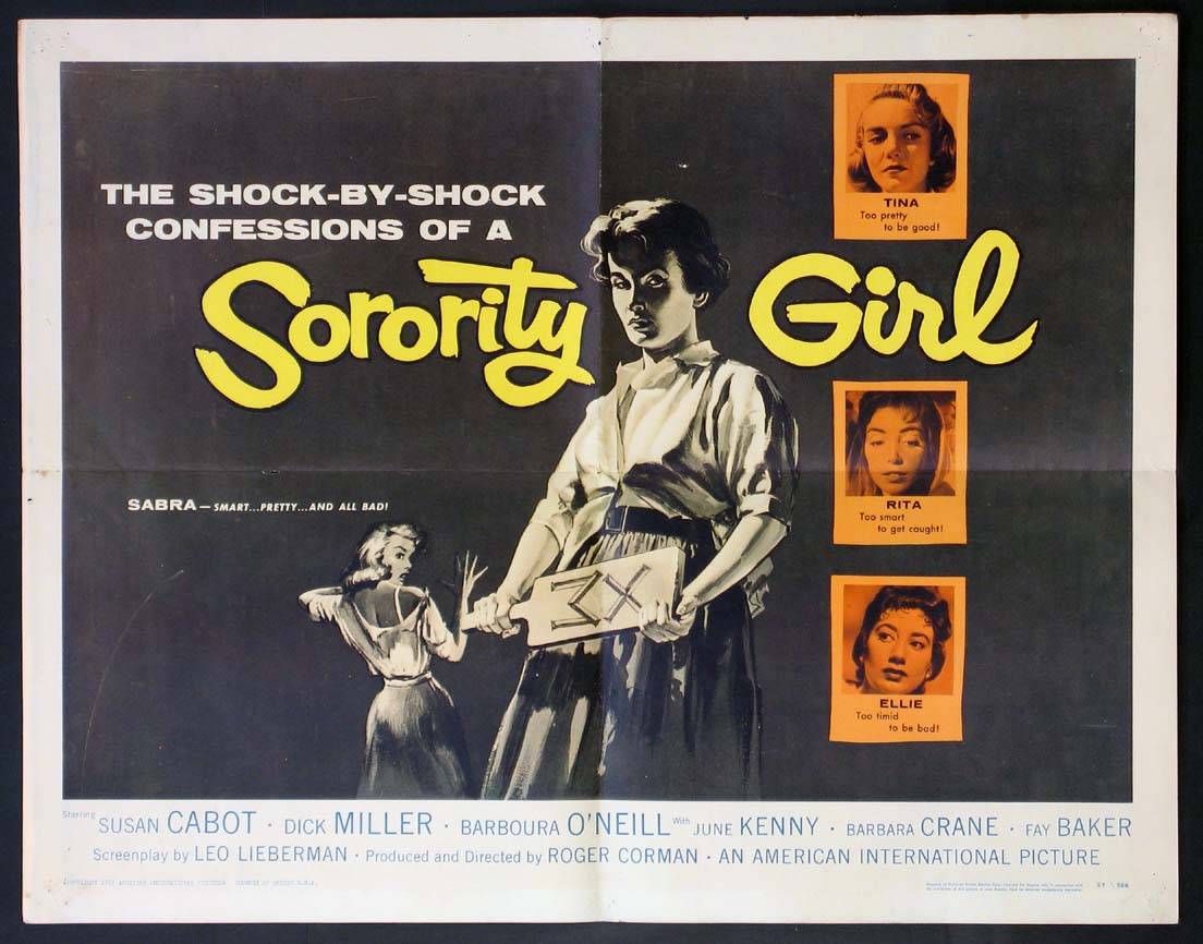 SORORITY GIRL @ FilmPosters.com