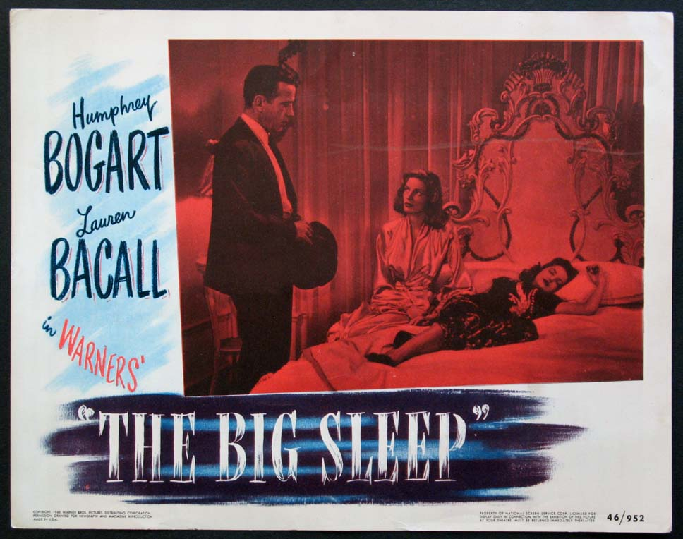 BIG SLEEP, THE (The Big Sleep) @ FilmPosters.com