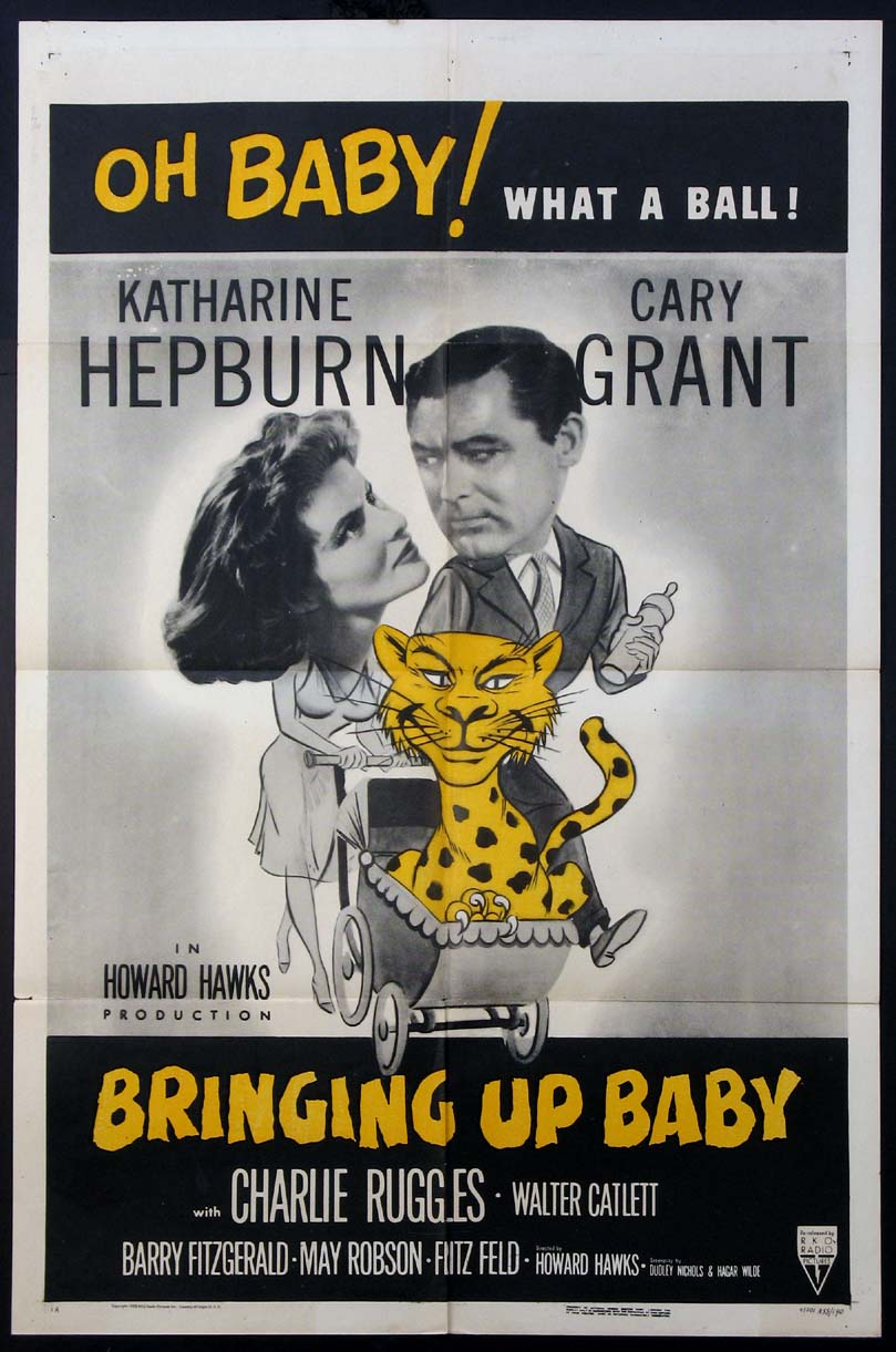 BRINGING UP BABY @ FilmPosters.com