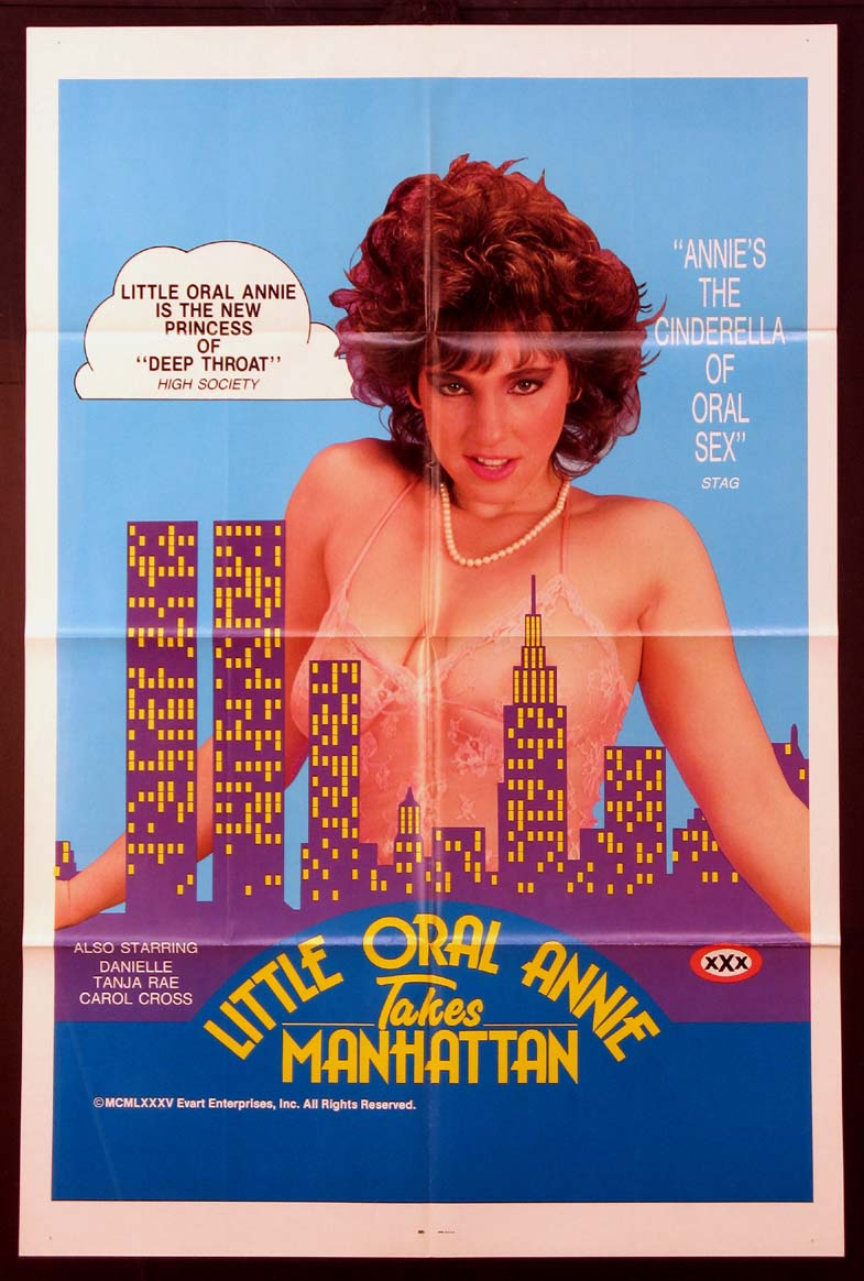 LITTLE ORAL ANNIE TAKES MANHATTAN @ FilmPosters.com