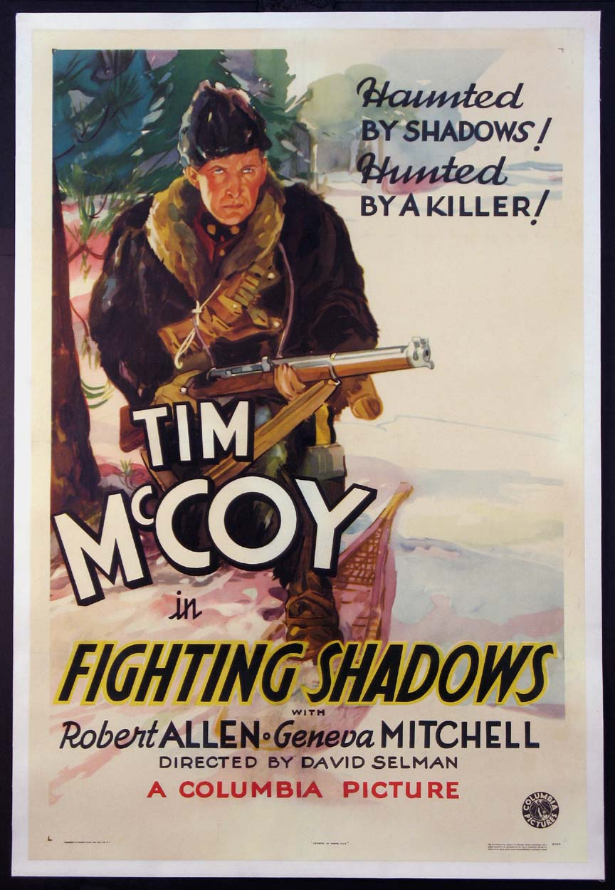 FIGHTING SHADOWS @ FilmPosters.com