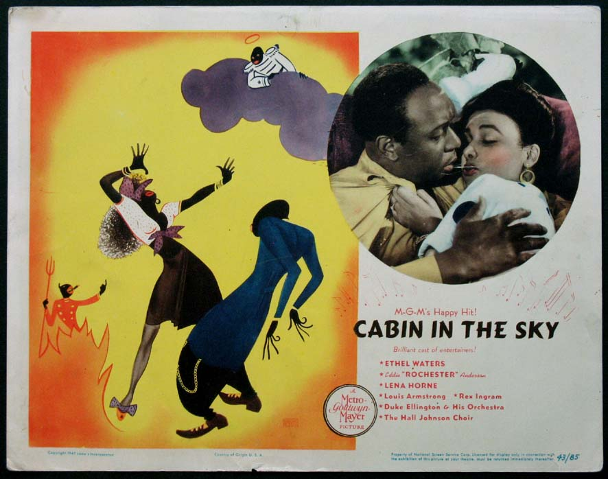 CABIN IN THE SKY @ FilmPosters.com