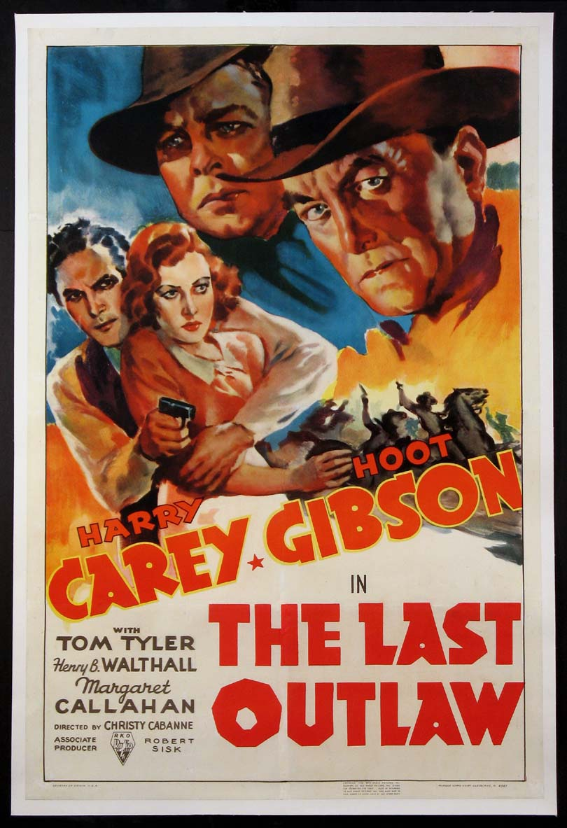 LAST OUTLAW, THE @ FilmPosters.com