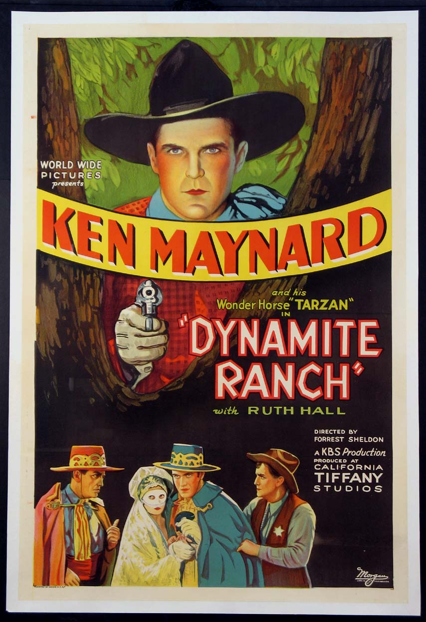 DYNAMITE RANCH @ FilmPosters.com
