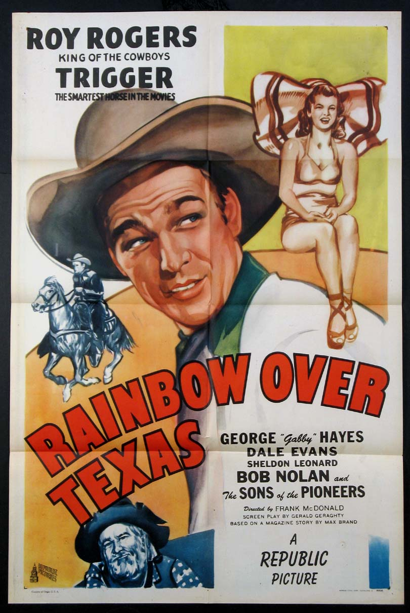 RAINBOW OVER TEXAS @ FilmPosters.com