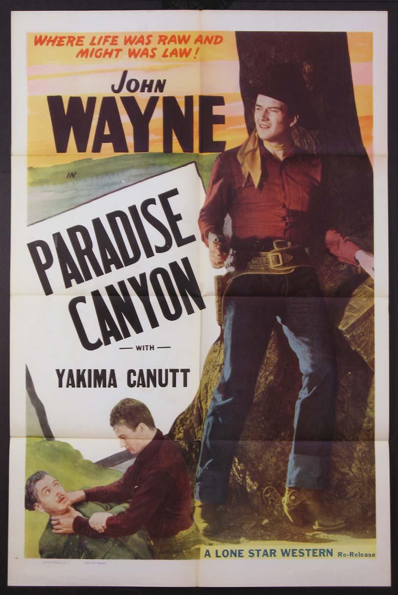 PARADISE CANYON @ FilmPosters.com