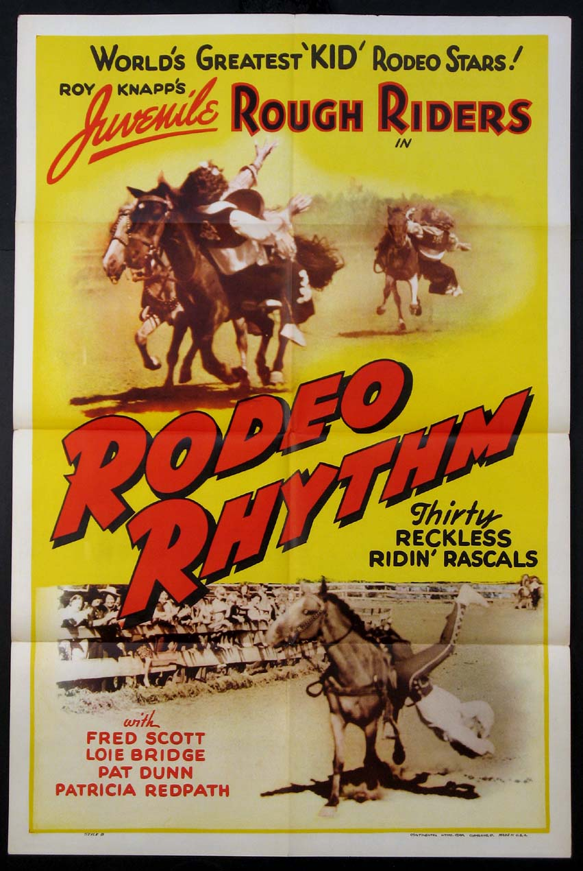 RODEO RHYTHM @ FilmPosters.com