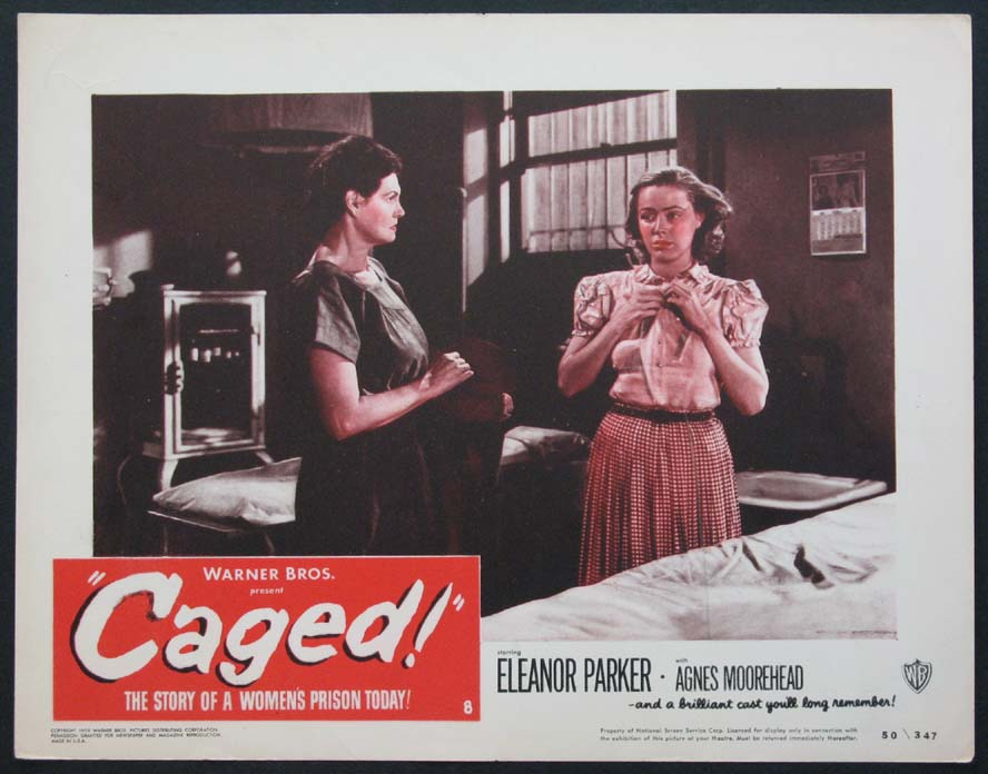 CAGED @ FilmPosters.com