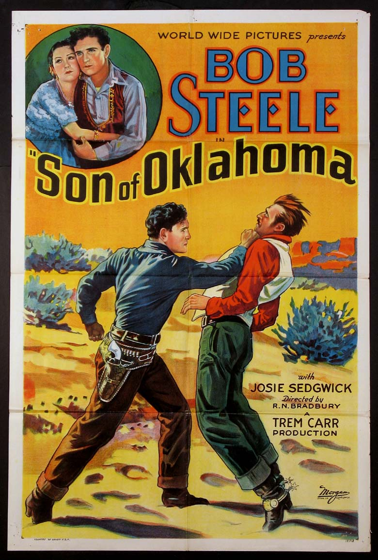 SON OF OKLAHOMA @ FilmPosters.com