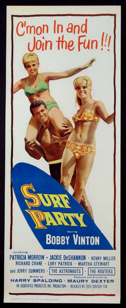 SURF PARTY @ FilmPosters.com
