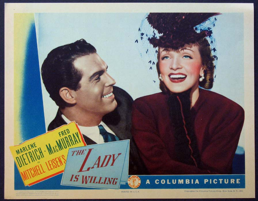 LADY IS WILLING @ FilmPosters.com