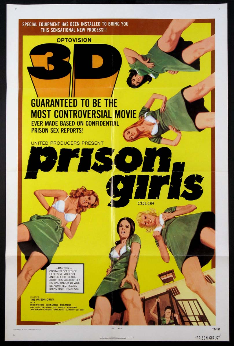 PRISON GIRLS @ FilmPosters.com