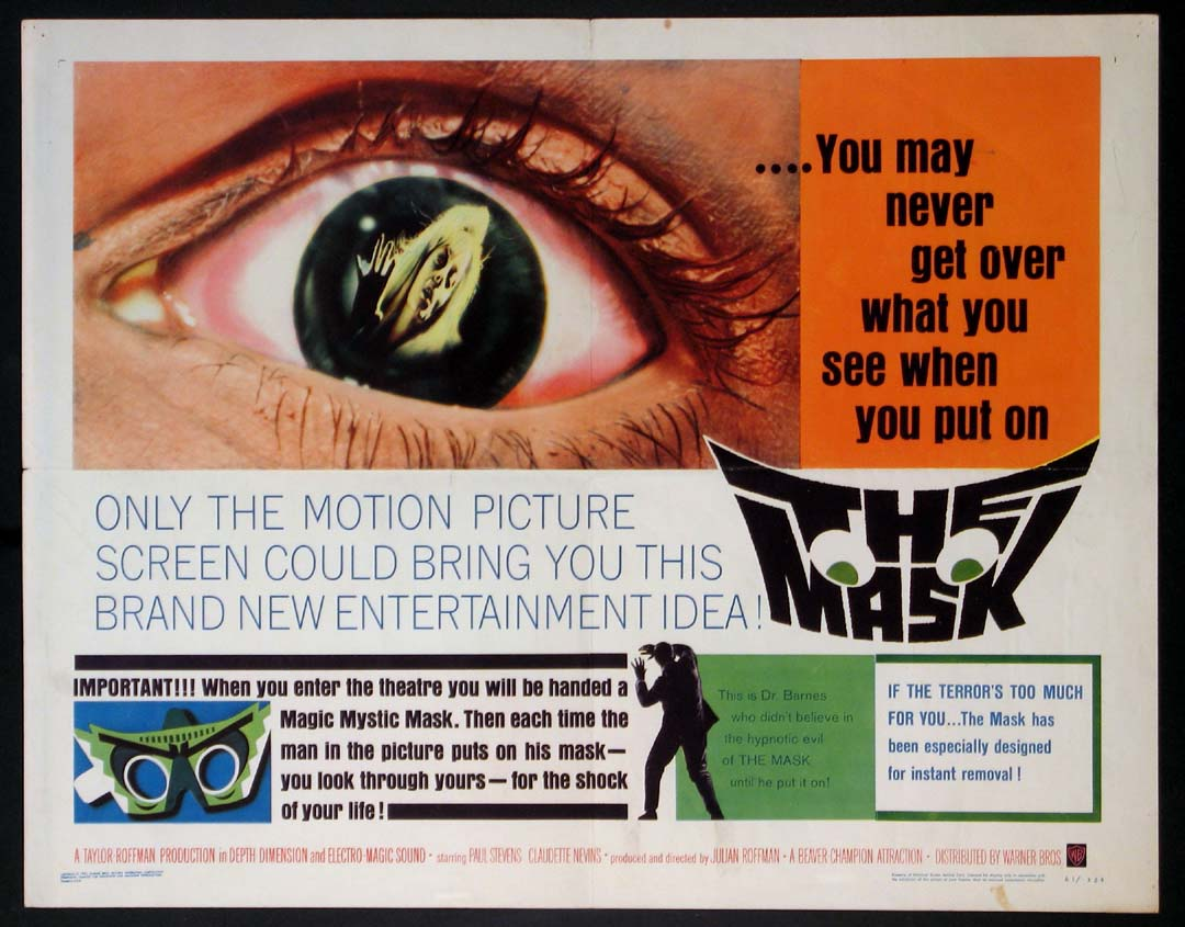 MASK, THE (The Mask) @ FilmPosters.com