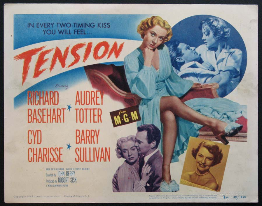 TENSION @ FilmPosters.com