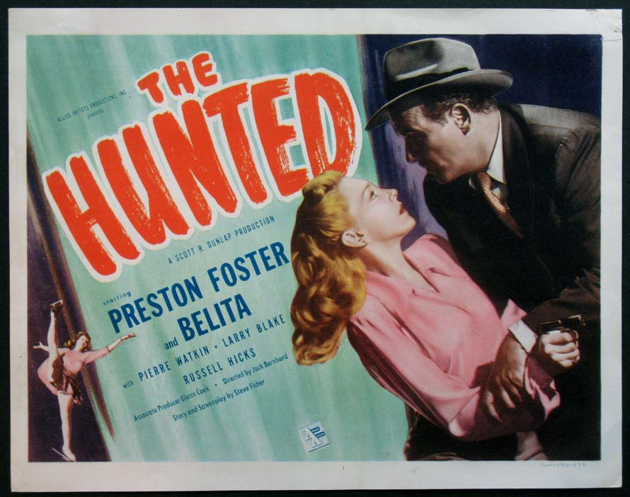 HUNTED, THE (The Hunted) @ FilmPosters.com