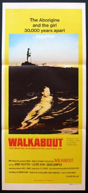 WALKABOUT @ FilmPosters.com