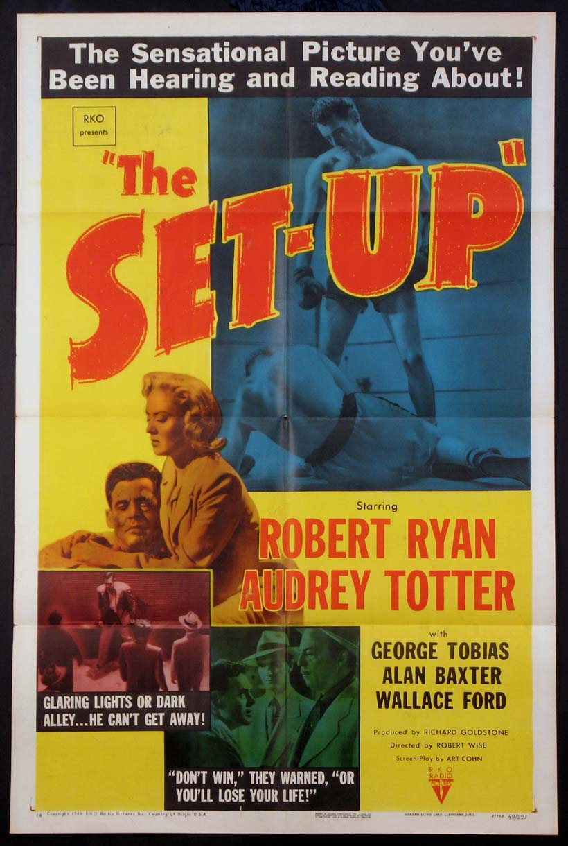 SET-UP, THE (The Set-Up) @ FilmPosters.com