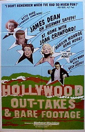 HOLLYWOOD OUT-TAKES & RARE FOOTAGE @ FilmPosters.com