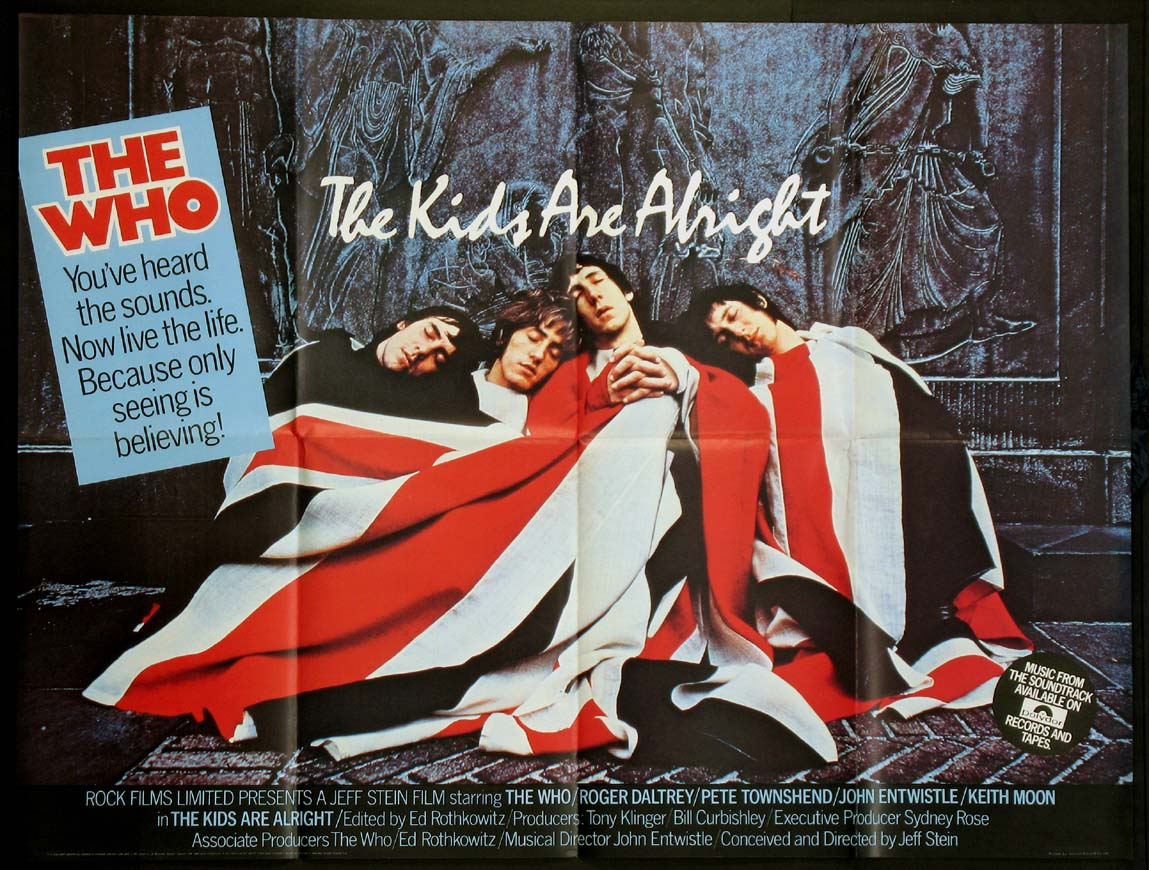 KIDS ARE ALRIGHT, THE @ FilmPosters.com