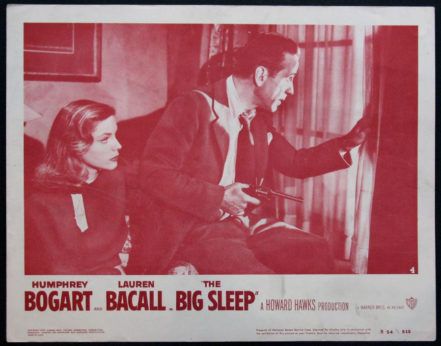 BIG SLEEP, THE @ FilmPosters.com