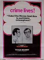 TAKE THE MONEY AND RUN @ FilmPosters.com