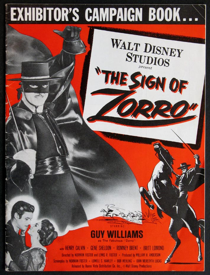 SIGN OF ZORRO,THE @ FilmPosters.com