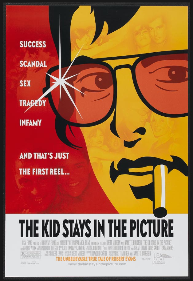KID STAYS IN THE PICTURE, THE @ FilmPosters.com
