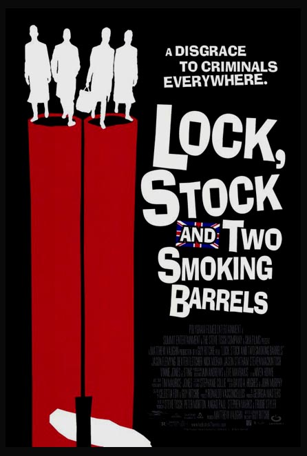 LOCK, STOCK AND TWO SMOKING BARRELS @ FilmPosters.com